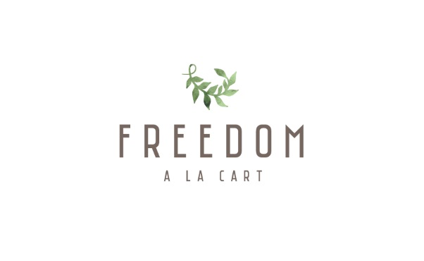 Freedom a la Cart Logo