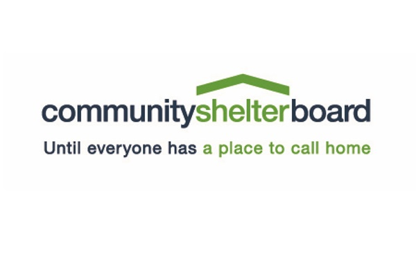 Community Shelter Board Logo