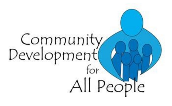 Community Development for All People Logo
